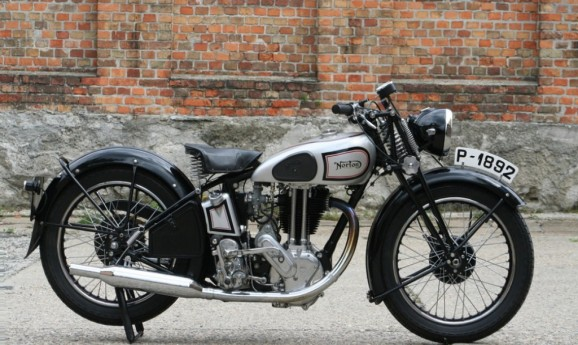 Norton Model 18 500cc ohv -sold-