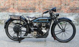 Husqvarna Model 180 550cc 1927 -sold-