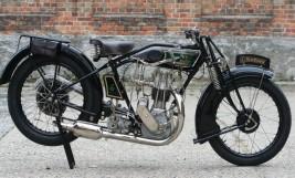 New Hudson Super Vitesse 1926 -sold-