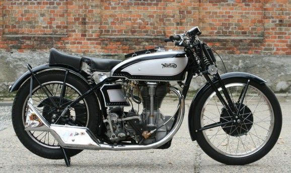 Norton International 500cc OHC  -sold-