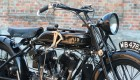 AJS 800cc V-Twin 1926 -sold-