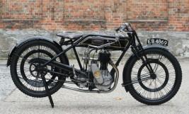 Sunbeam 1924 500cc Model 6 Long-Stroke -sold-