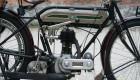 1920 Triumph Model H 550cc