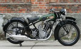 BSA Sloper 500 ohv  1929