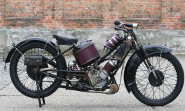 1929 Scott Super Squirrel
