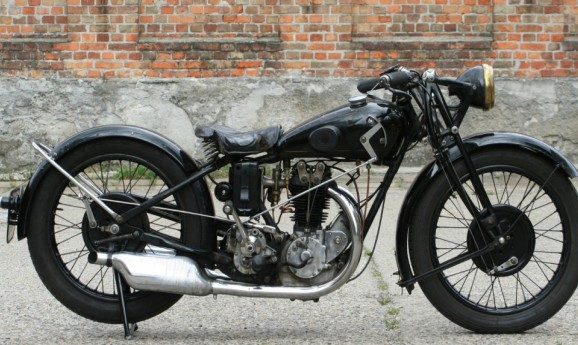 Rudge Special 1929 500 ohv