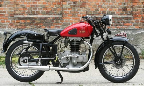 Gilera Saturno Sport 500cc