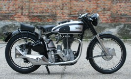 Norton International M30 500cc OHC