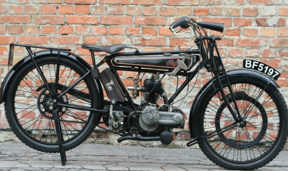 Raleigh Model No.5 1926
