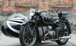 BMW R67/2 Combination