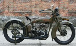 Harley Davidson JL 1000 Sport Ricardo -SOLD-