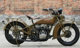 Harley Davidson 1931DL 750cc