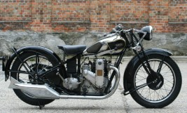 Ariel Square Four 600cc OHC