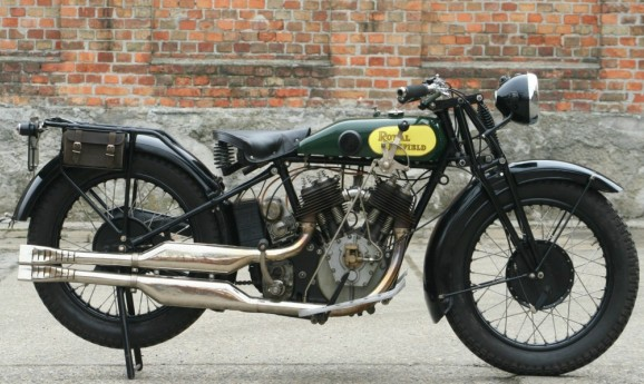 Royal Enfield 1000cc 1928 -sold-