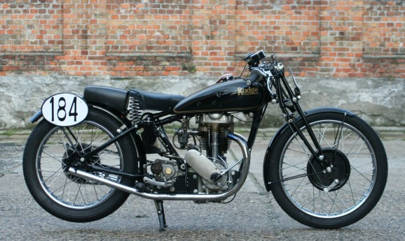 Rudge Ulster 500cc 4 Valve -sold-