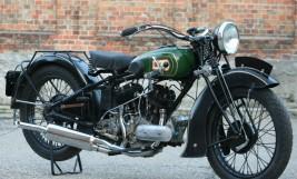 BSA G13 1933 1000cc V-twin