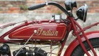 Indian Scout 600cc 1925 -sold to France-