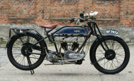 Ariel 1922 800cc 6/7hp V-twin -sold-