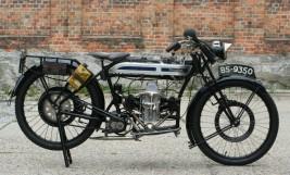 Douglas CW 1925 350cc -sold-