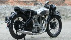Norton Model 18 500cc OHV 1935 -sold to Japan-
