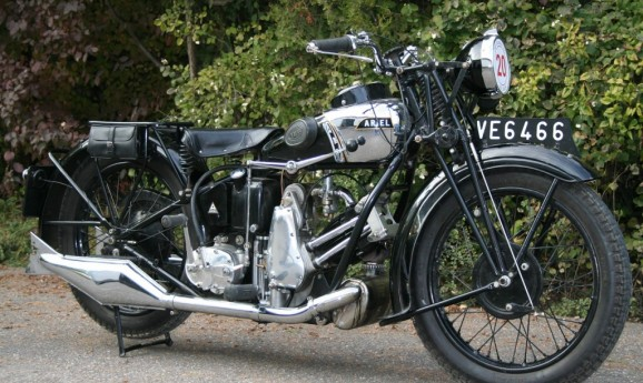 Ariel Sloper 500 1931