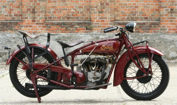 Indian 101 Scout 1928 600cc