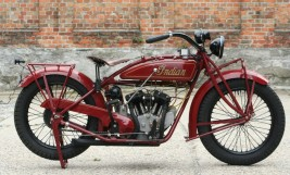 Indian Scout 600cc 1925