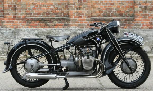 BMW R12 1936 -sold-