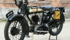 BSA 1927 500cc colonial model