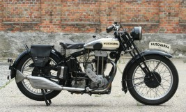 Husqvarna 50TVA 500cc OHV 1931 -sold-