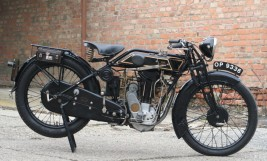 1927 Sunbeam Model9 500cc OHV