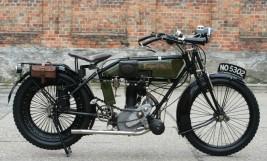 Rudge Multi 500cc 1920 -sold-