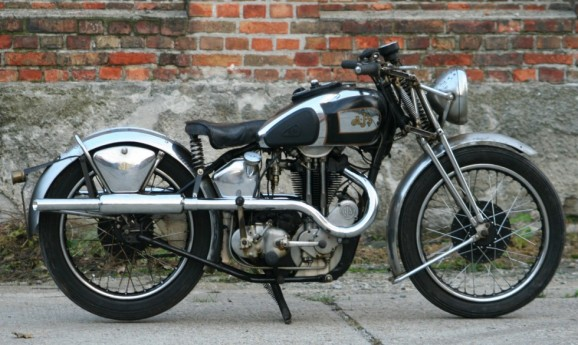 AJS Model 37/8