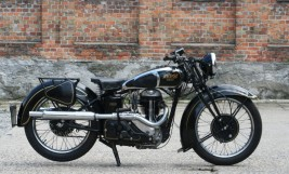 Rudge Sports Special 500cc ohv 4 Valve -sold-