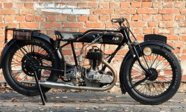 AJS 1928 K5 350cc