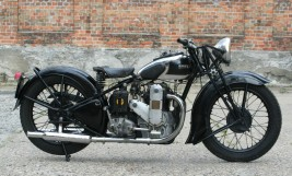 Ariel Square Four 600cc OHC 1936 -sold-