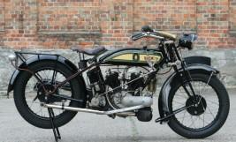 BSA 770cc V-Twin 1927