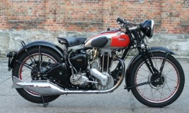 1937 Ariel Red Hunter 500cc OHV