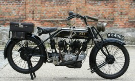AJS 1926 800cc Model G2 -sold-