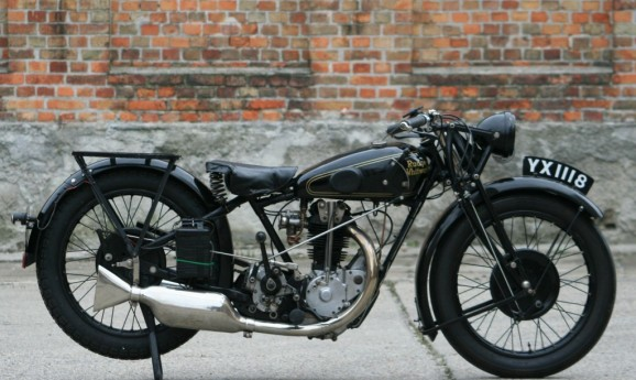Rudge Special 1928 500 ohv      -new in-