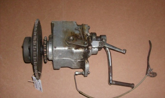 Jawa Special Gearbox