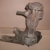 BSA 250cc OHV Engine