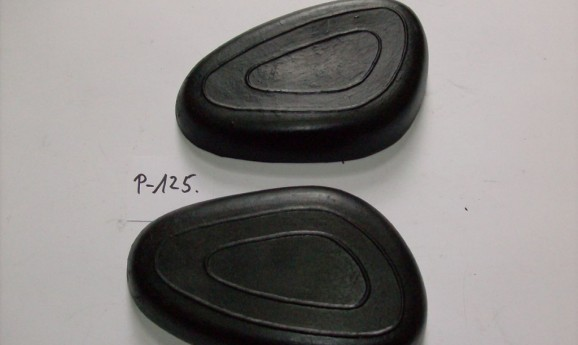 BMW R51/2 kneegrip rubber