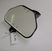 Number plate for Bosch Lamp