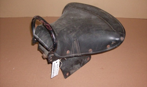 Gilera Rear Saddle