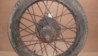 "Jawa 500 Vatikan Front wheel 19"""