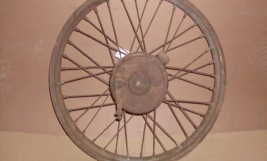 NSU OSL  201/251 Front Wheel