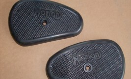 Norton kneegrip rubber