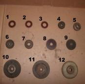 Zündapp KS600 Parts