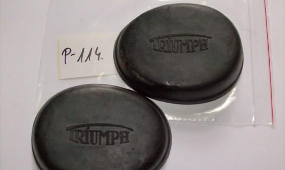 Triumph kneegrip rubber
